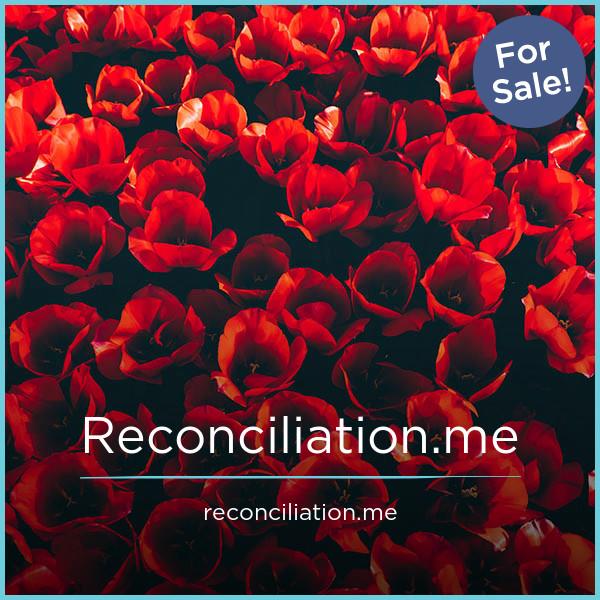 Reconciliation.me