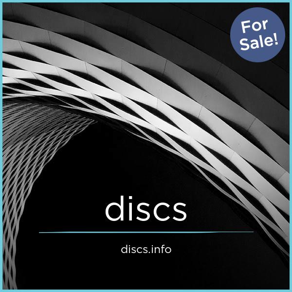 discs.info