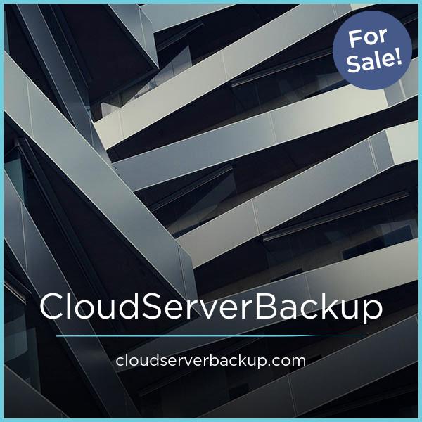 CloudServerBackup.com