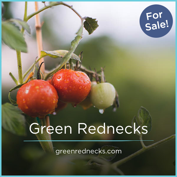 GreenRednecks.com