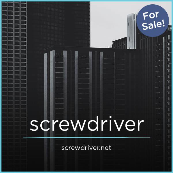 screwdriver.net