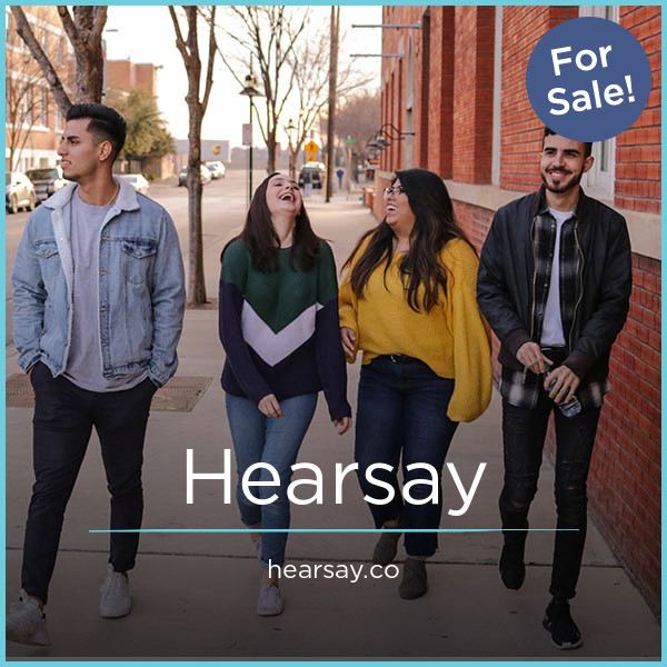 Hearsay.co