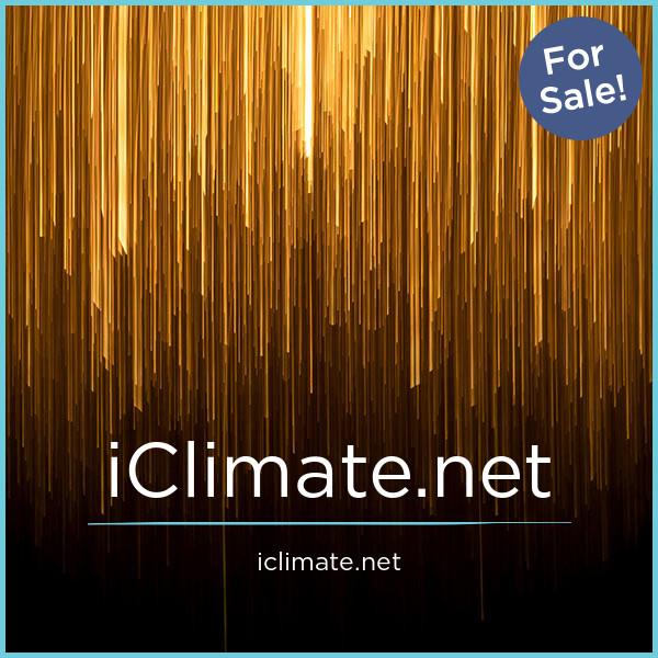 iClimate.net