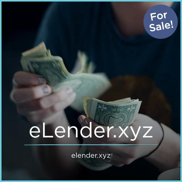 eLender.xyz