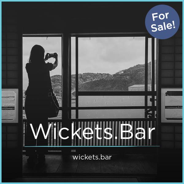 Wickets.Bar