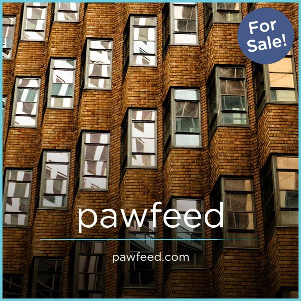 pawfeed.com