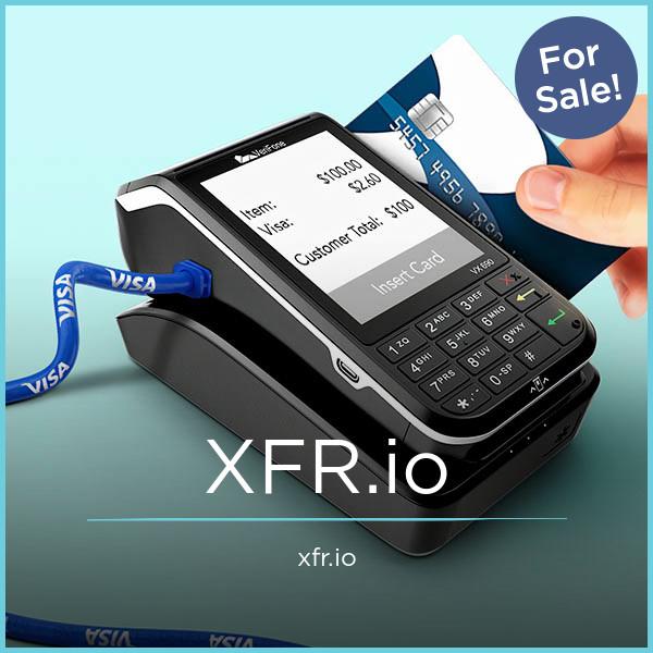 XFR.io