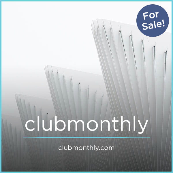 clubmonthly.com