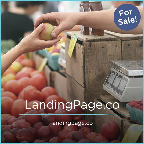 LandingPage.co