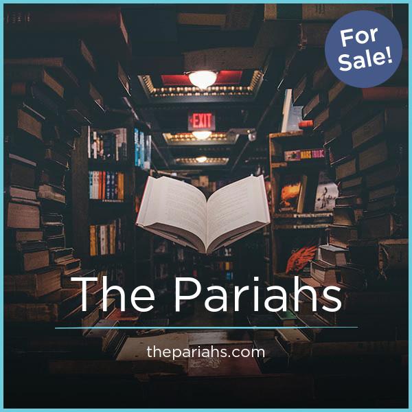 ThePariahs.com