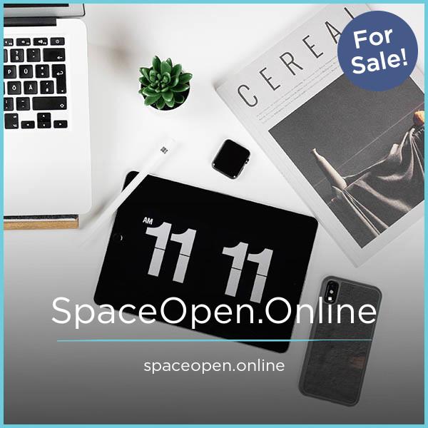 SpaceOpen.Online