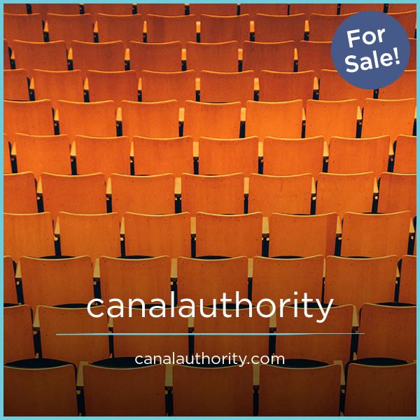 canalauthority.com