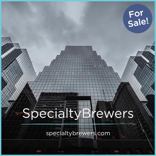 SpecialtyBrewers.com