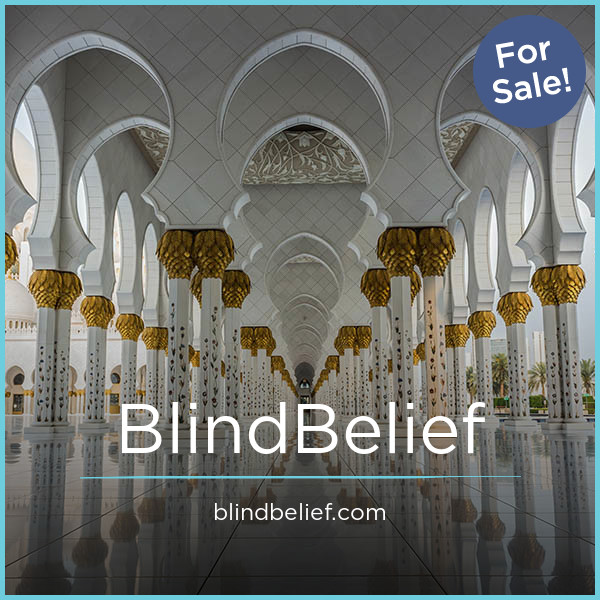 BlindBelief.com