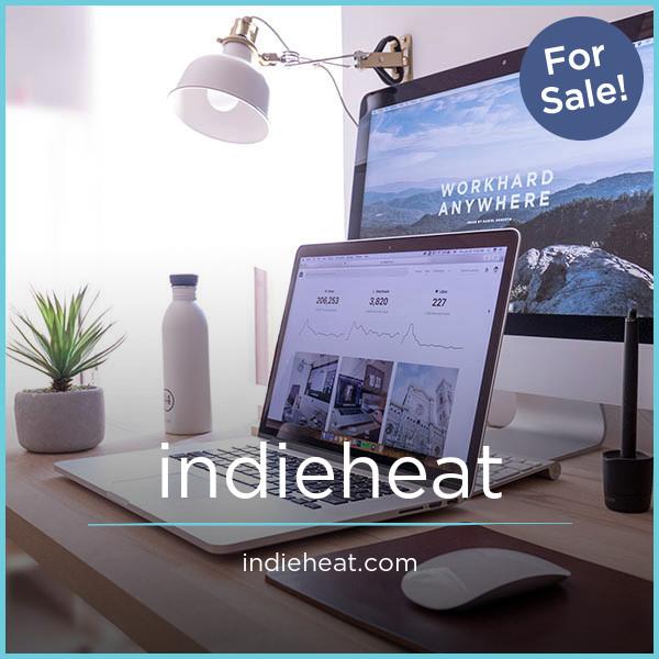 indieheat.com