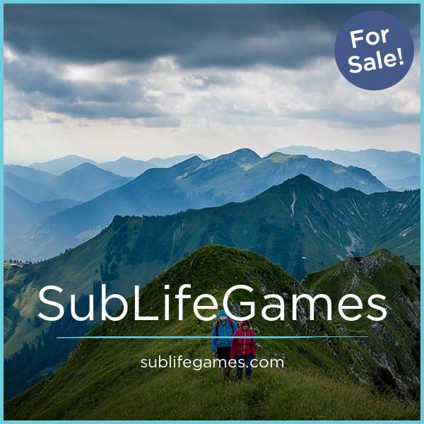SubLifeGames.com