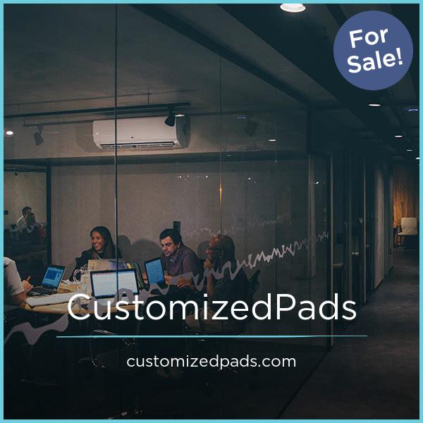 CustomizedPads.com