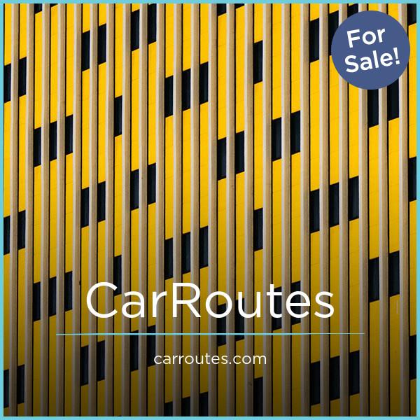 CarRoutes.com