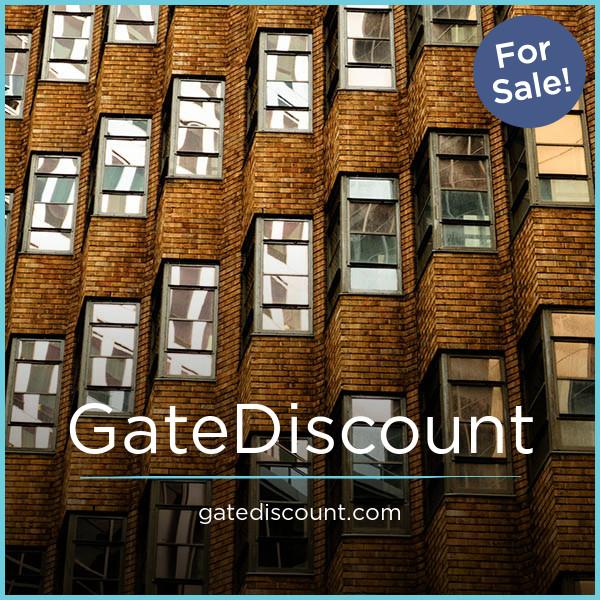 GateDiscount.com