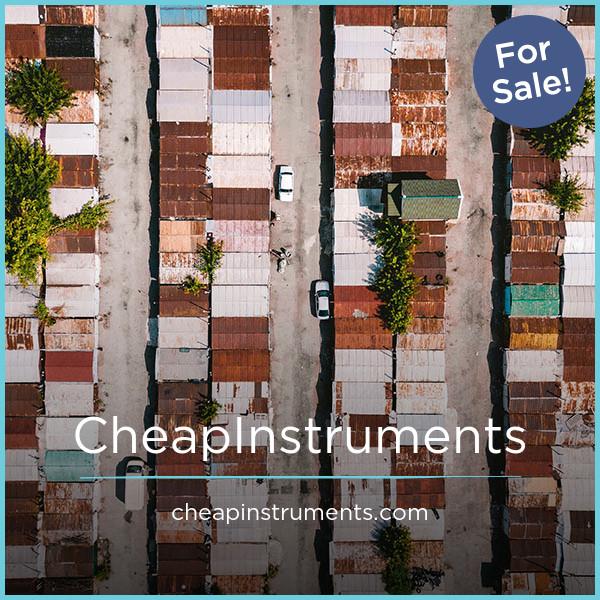 CheapInstruments.com