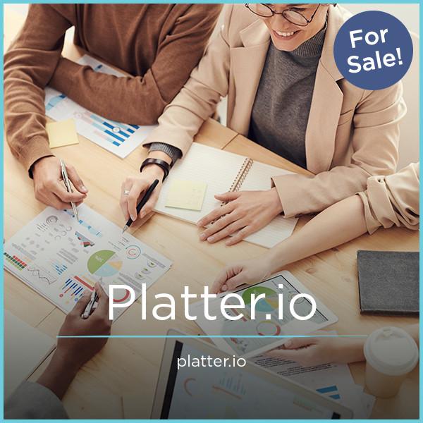 Platter.io