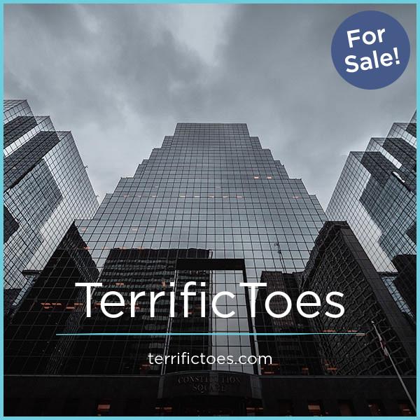 TerrificToes.com