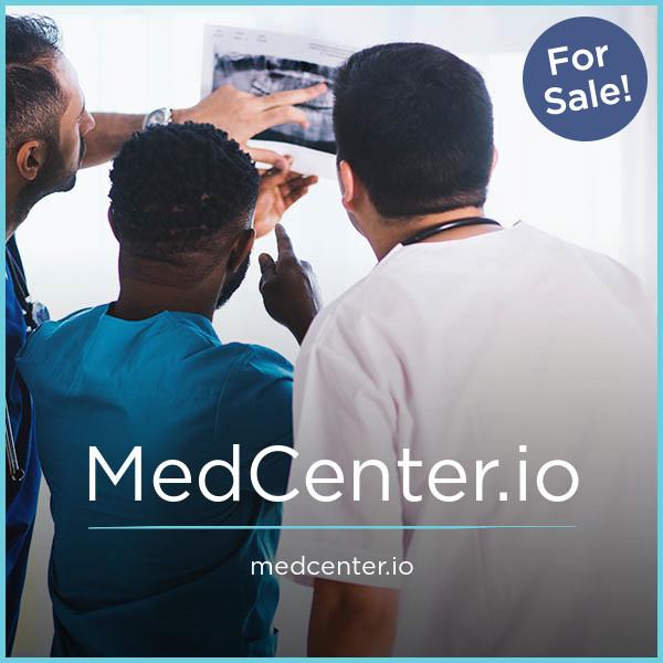 MedCenter.io