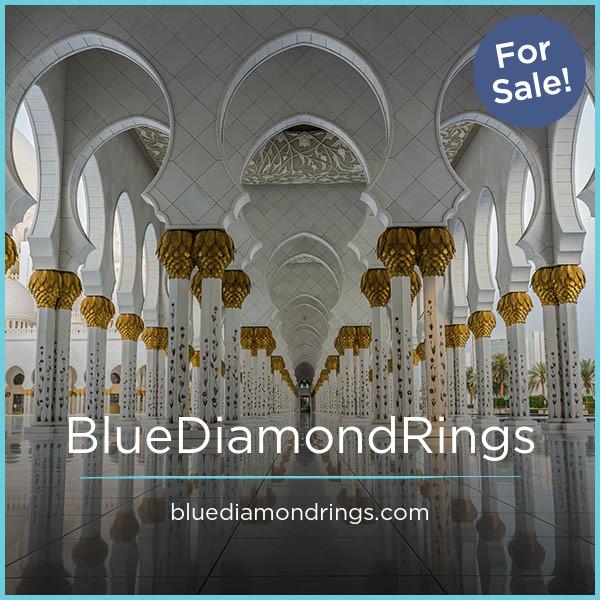 BlueDiamondRings.com
