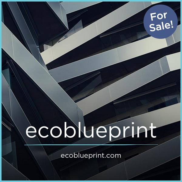 ecoblueprint.com