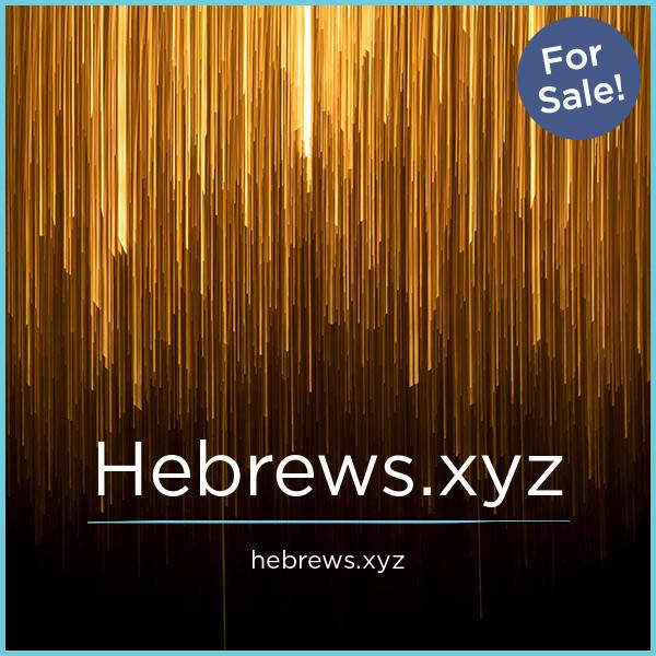 Hebrews.xyz