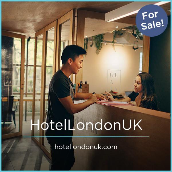 HotelLondonUK.com