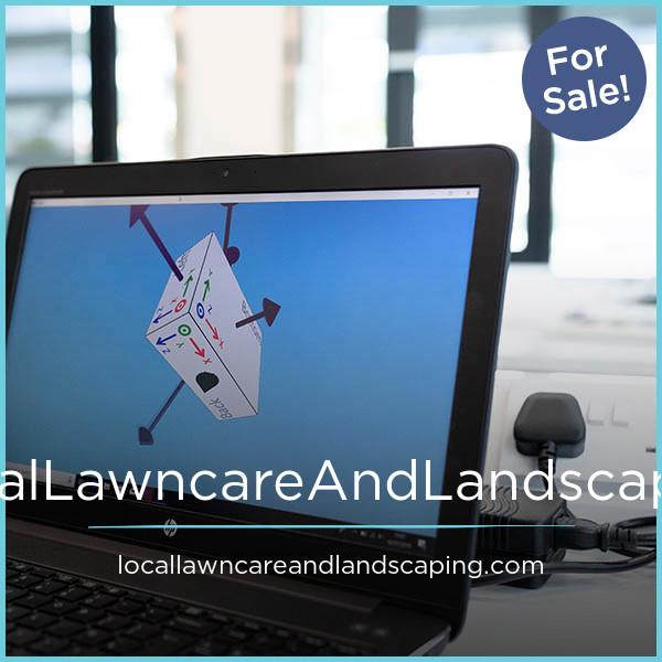 LocalLawncareAndLandscaping.com