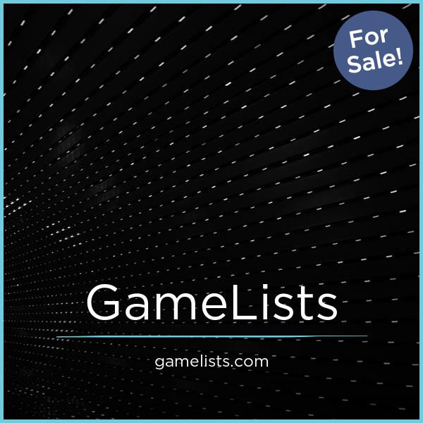 GameLists.com