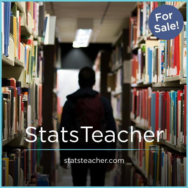 StatsTeacher.com