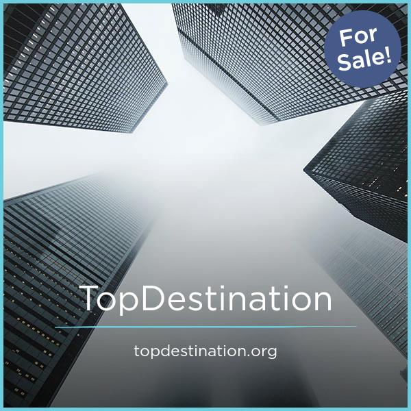 TopDestination.org