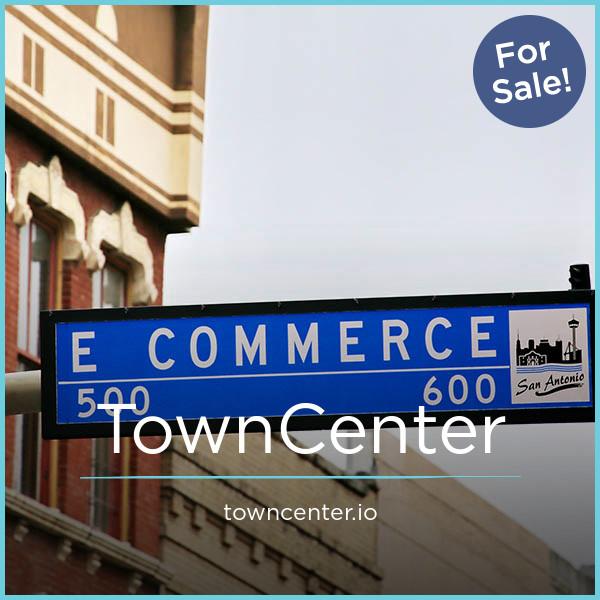 TownCenter.io