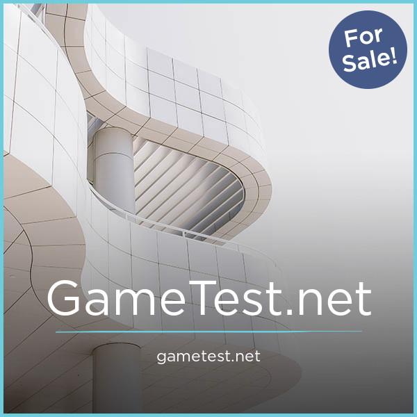 GameTest.net