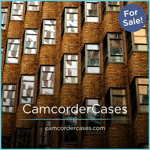 CamcorderCases.com
