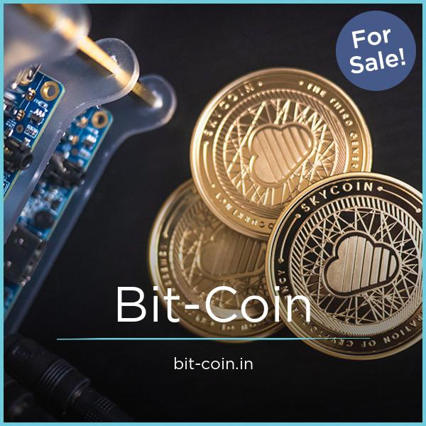 Bit-Coin.in