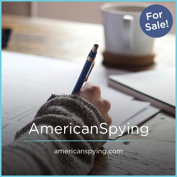 AmericanSpying.com