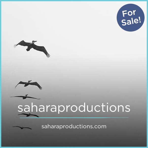 SaharaProductions.com
