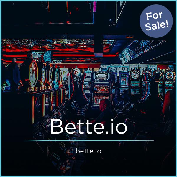Bette.io