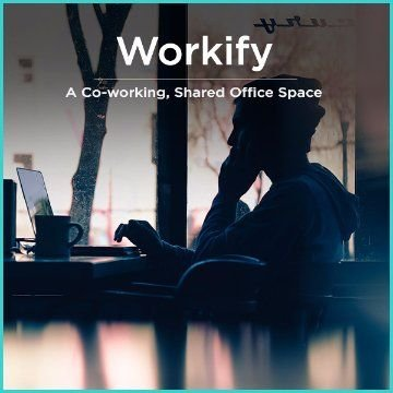 Name For a Co-working, shared office space