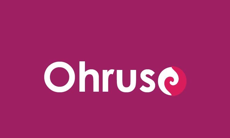 Ohrus com is for sale!
