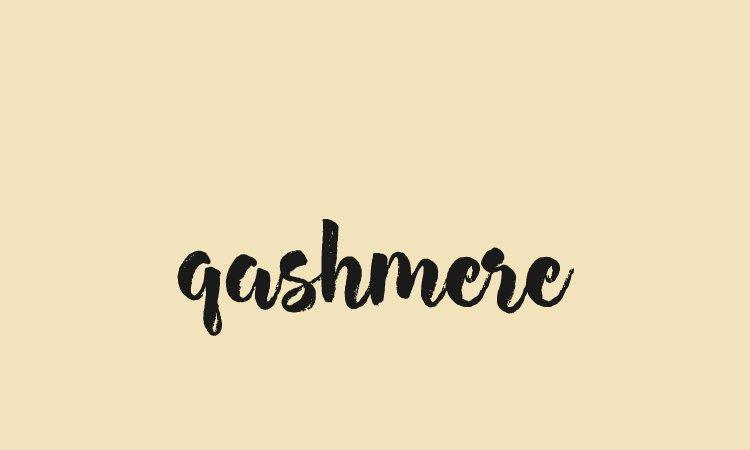 Qashmere.com