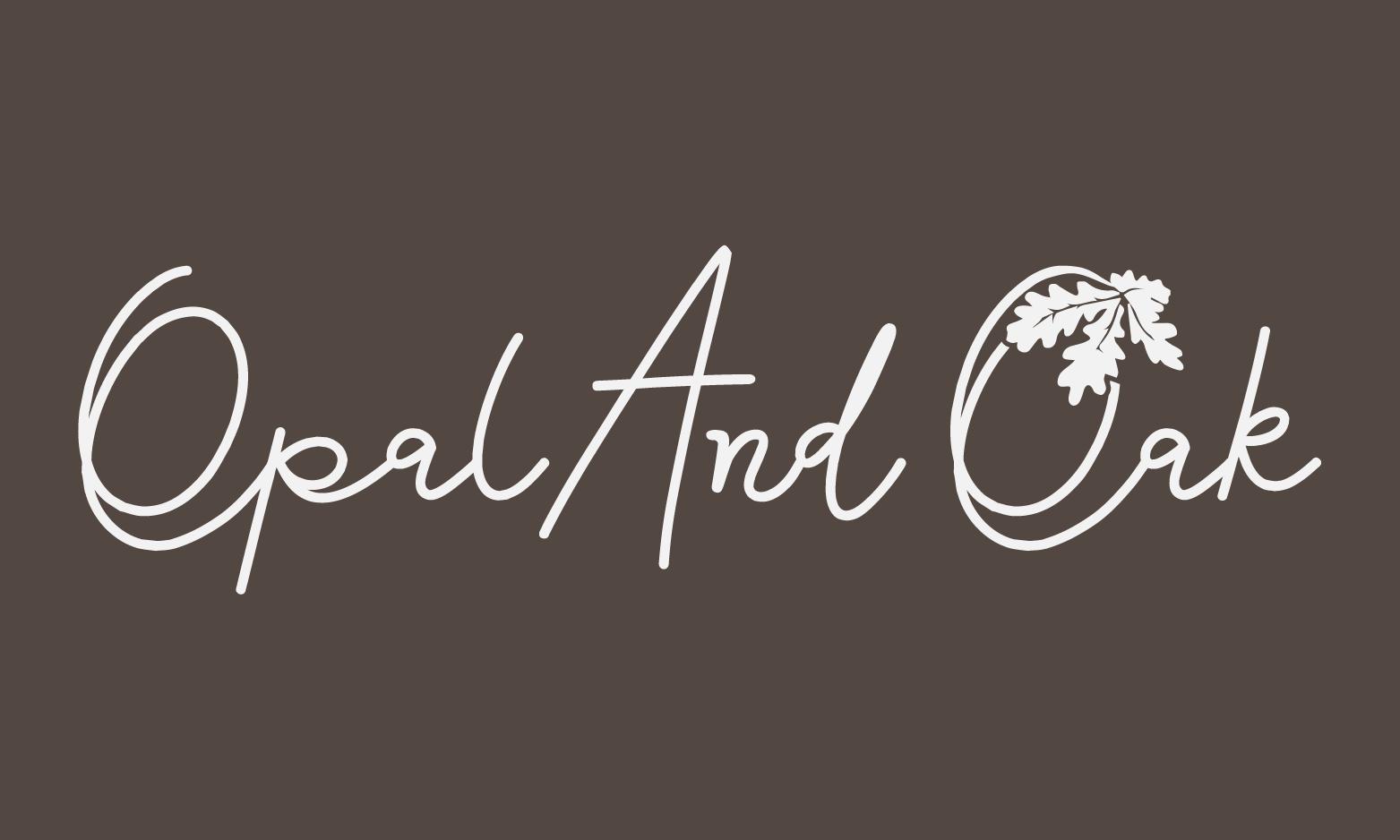 OpalAndOak.com