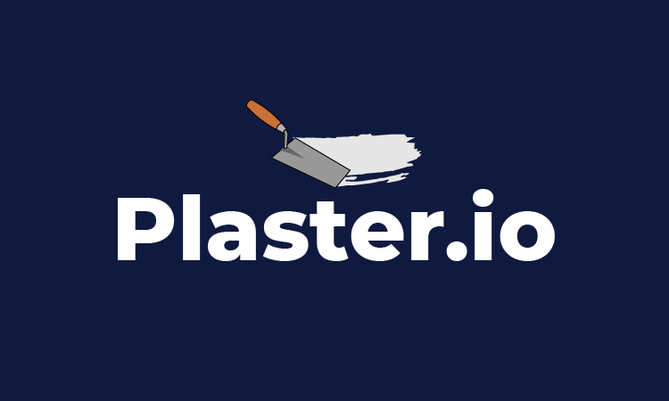 Plaster.io