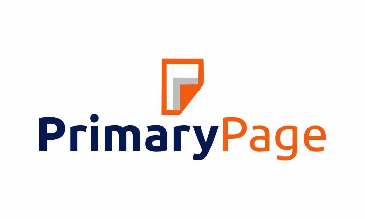 PrimaryPage.com
