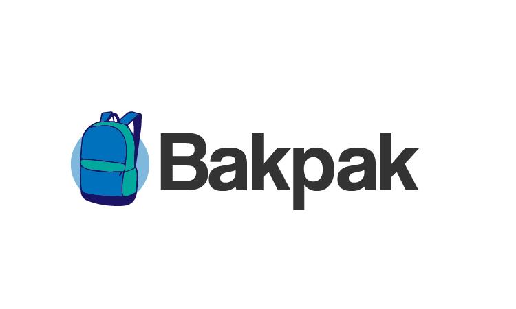 Bakpak.com