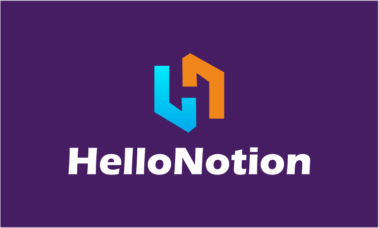 HelloNotion.com